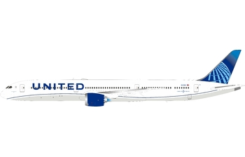 InFlight 200 1:200 United Airlines Boeing B787-10 Dreamliner 'New Colours' N12010 (IF78XUA0220)
