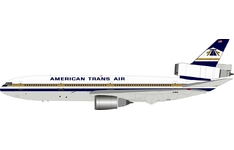 InFlight 200 1:200 American Trans Air McDonnell Douglas DC-10-40 N184AT (IFDC10TZ0119)