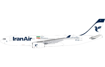 JC Wings 1:200 Iran Air Airbus A330-200 'Delivery' EP-IJA (LH2IRA061 / LH2061)
