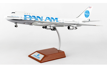InFlight 200 1:200 Pan American World Airways (PanAm) Boeing B747-100 N737PA (IF7411115P)