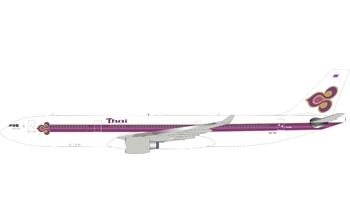 InFlight 200 1:200 Thai Airways International Airbus A330-300 'Old Colours' HS-TEC (IF3330916)