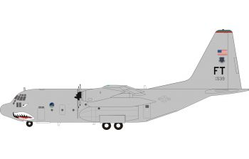InFlight 200 1:200 United States Air Force (USAF) Lockheed C-130E Hercules 64-0539 (IF1300916)