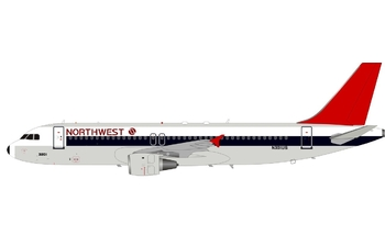 InFlight 200 1:200 Northwest Airlines Airbus A320-200 N301US (B-320-NW-1218)