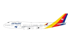 J-Fox Models 1:200 Air Pacific Boeing B747-400 DQ-FJL (JF-747-4-026)