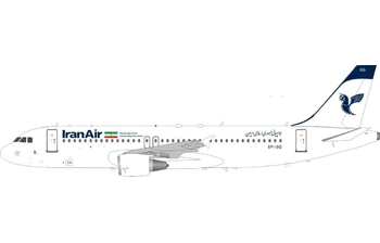 J-Fox Models 1:200 Iran Air Airbus A320-200 EP-IEG (JF-A320-007)