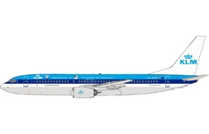 J-Fox Models 1:200 KLM Royal Dutch Airlines Boeing B737-800 'The World is Just a Click Away' PH-BXN (JF-737-8-018)