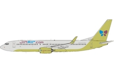 J-Fox Models 1:200 Jin Air Boeing B737-800w HL8015 (JF-737-8-024)