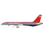 J-Fox Models 1:200 Northwest Airlines Airbus A319-100 N359NB (JF-A319-010)