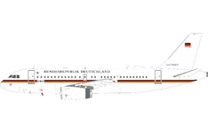 J-Fox Models 1:200 Luftwaffe (German Air Force) Airbus A319-100CJ VIP 1501 (JF-A319-016)
