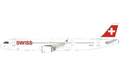 J-Fox Models 1:200 Swiss Airbus A321-200 NEO 'Delivery' HB-JPA (JF-A321-023)