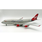 J-Fox Models 1:200 Virgin Atlantic Boeing B747-400 'Ruby Tuesday' G-VXLG (JF-747-4-018)