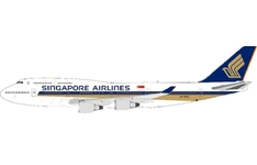 J-Fox Models 1:200 Singapore Airlines Boeing B747-400 'Final Flight' 9V-SPQ (WB-747-4-051)