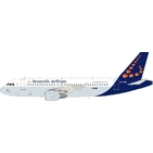 J-Fox Models 1:200 Brussels Airlines Airbus A319-100 OO-SSS (WB-A319-004)