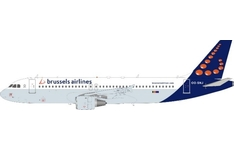 J-Fox Models 1:200 Brussels Airlines Airbus A320-200 OO-SNJ (WB-A320-027)