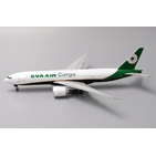 JC Wings 1:400 Eva Air Cargo Boeing B777-200(LR)F 'Delivery - Flaps Up' B-16781 (ALB4EVA06)