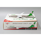 JC Wings 1:400 Eva Air Boeing B787-10 Dreamliner 'Delivery - Flaps Up' B-17801 (ALB4EVA08)