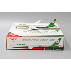 JC Wings 1:400 Eva Air Boeing B787-10 Dreamliner 'Delivery - Flaps Down' B-17801 (ALB4EVA08A)