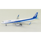 JC Wings 1:400 ANA All Nippon Airways Airbus A321-200SL 'Delivery' JA111A (XX4718)