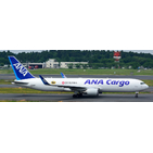 JC Wings 1:400 ANA All Nippon Airways Cargo Boeing B767-300w 'Okinawa' JA605F (XX4918)