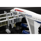 JC Wings Airport 1:200 Aircraft Passenger Aerobridge (LH2090)