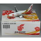 JC Wings 1:200 Air China Airbus A330-200 'Capital Pavilion - Red' B-6075 (XX2225)