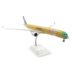 JC Wings 1:200 Airbus Industries Airbus A350-1000 XWB 'Bare Metal - Flaps Up' F-WMIL (LH2088)