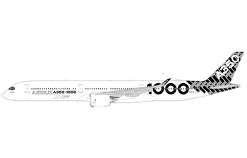 JC Wings 1:400 Airbus Industries Airbus A350-1000 XWB '2018 Asia Demonstration Tour Edition - Flaps Up' F-WLXV (JC4AIR037 / XX4037)