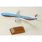 JC Wings 1:200 China Eastern Airlines Airbus A330-200 'Eastday.com' B-5943 (LH2132)