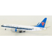 JC Wings 1:200 China Southern Airlines Boeing B737-800 MAX 'Delivery' B-1201 (LH2CSN194 / LH2194)