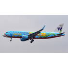 JC Wings 1:400 China West Air Airbus A320-200SL 'Happy Valley' B-9982 (XX4115)