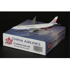 JC Wings 1:400 China Airlines Airbus A330-300 B-18317 (XX4909)