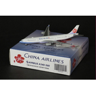 JC Wings 1:400 China Airlines Airbus A340-300X B-18801 (XX4908)