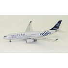 JC Wings 1:400 China Eastern Airlines Airbus A330-200 'SkyTeam' B-5908 (LH4007)