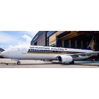 JC Wings 1:200 Singapore Airlines Boeing B737-800w 'Delivery - Flaps Up' 9V-MGA (EW2738015)