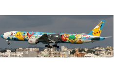 JC Wings 1:200 ANA All Nippon Airways Boeing B777-300 'Pokemon' JA754A (EW2773001)