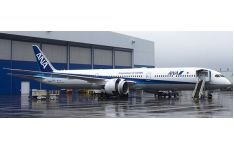 JC Wings 1:200 ANA All Nippon Airways Boeing B787-10 Dreamliner 'Delivery' JA900A (EW278X001)