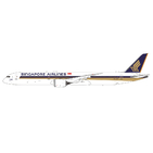 JC Wings 1:400 Singapore Airlines Boeing B787-10 Dreamliner '1000th 787 - Flaps Up' 9V-SCP (EW478X003)