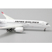 JC Wings 1:400 JAL Japan Airlines Airbus A350-900 XWB 'Silver - Flaps Down' JA02XJ (EW4359002A)