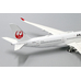 JC Wings 1:400 JAL Japan Airlines Airbus A350-900 XWB 'Flaps Up' JA04XJ (EW4359004)