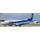 JC Wings 1:400 ANA All Nippon Airways Boeing B737-500 'Farewell' JA306K (EW4735005)