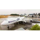 JC Wings 1:400 Boeing Aircraft Company Boeing B747-8F 'Seattle Seahawks' N841BA (EW4748007)