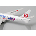 JC Wings 1:400 JAL Japan Airlines Boeing B777-200(ER) 'Tokyo 2020, Fly for it! - Flaps Down' JA773J (EW4772012A)