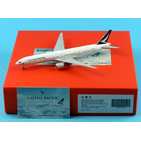 JC Wings 1:400 Cathay Pacific Boeing B777-300 'New Colours - Flaps Up' B-HNM (EW4773003)