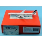 JC Wings 1:400 Cathay Pacific Boeing B777-300(ER) 'OneWorld - Flaps Up' B-KQI (EW477W003)