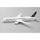 JC Wings 1:400 ANA All Nippon Airways Boeing B787-900 Dreamliner 'Star Alliance - Flaps Up' JA899A (EW4789003)