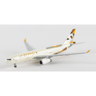 JC Wings 1:400 Etihad Airways Airbus A330-200 'New Colours' A6-EYD (XX4501)