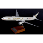 JC Wings 1:200 Etihad Airways Boeing B777-300(ER) 'Abu Dhabi F1' A6-ETQ (XX2960)