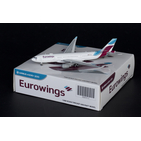 JC Wings 1:400 Eurowings Airbus A330-200 'New Colours' D-AXGA (XX4912)