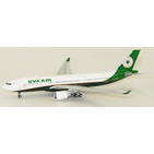 JC Wings 1:400 Eva Air Airbus A330-200 'New Colours' B-16310 (LH4031)