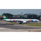JC Wings 1:400 Eva Air Boeing B777-300(ER) 'Hello Kitty - Shining Star - Flaps Down' B-16722 (XX4031A)